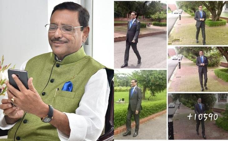 Muat Naik Hampir 10K Gambar Dalam Masa Sehari, Akaun FB Menteri Pengangkutan Bangladesh Jadi Tumpuan Warga Maya 2