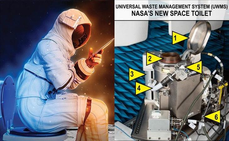 NASA Bakal Lancar Tandas Angkasa Lebih RM96 Juta Untuk Kegunaan Angkasawan Di Bulan 2