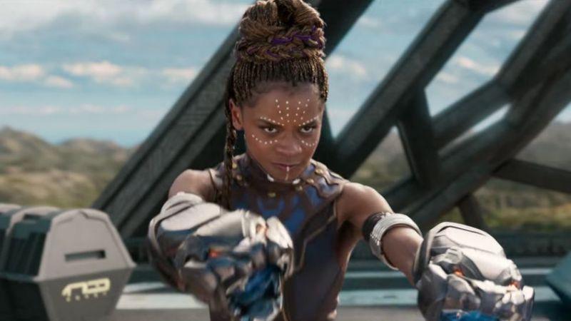 Shuri Bakal Terajui Takhta Kerajaan Wakanda 1