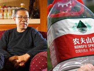 Usahawan Air Rampas Status 'Orang Paling Kaya Di China' Milik Jack Ma 2