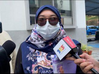 Isteri Arwah Abam Faraid Selesai