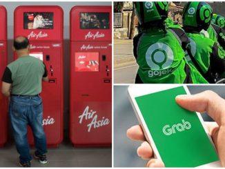 AirAsia Tandingi Grab Gojek