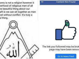 Freemasons Diserang Netizen Malaysia