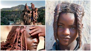 Kaum Himba Tak Mandi Cantik