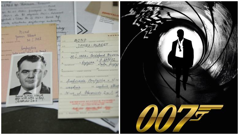 James Bond Benar-Benar Wujud