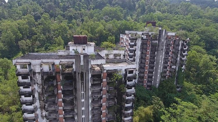 Highland Towers Bakal Jadi Taman Rekreasi