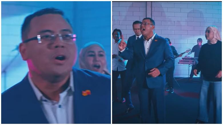 MB Selangor Rap