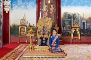Gundik Diraja Thailand Bebas