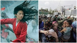 Mulan Diboikot isu Uighur