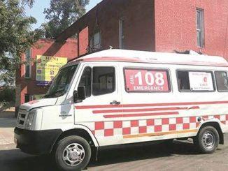 Pesakit COVID-19 Diperkosa Ambulans