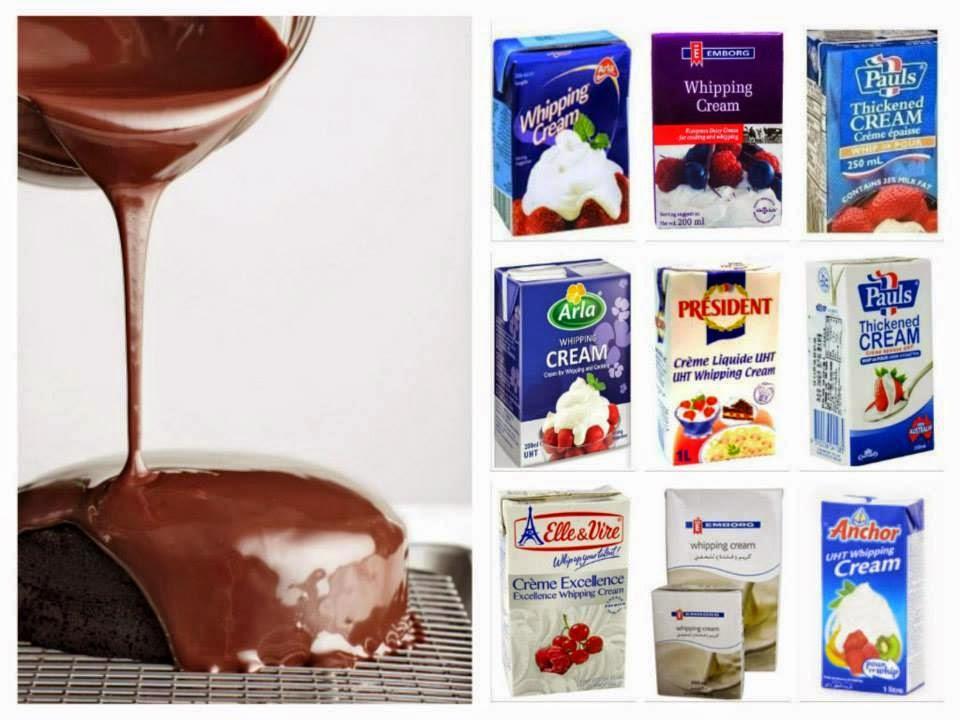 Beza Whipping Cream Di Pasaran