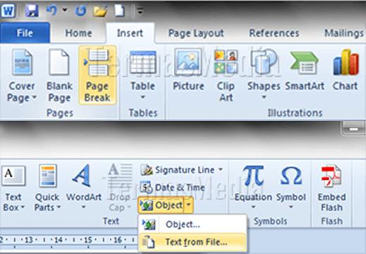 3 Cara Mudah Gabungkan Beberapa Fail Microsoft Word Jadi Satu