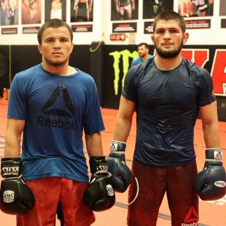 Atlet Muslim MMA Penerus Legasi Khabib 1