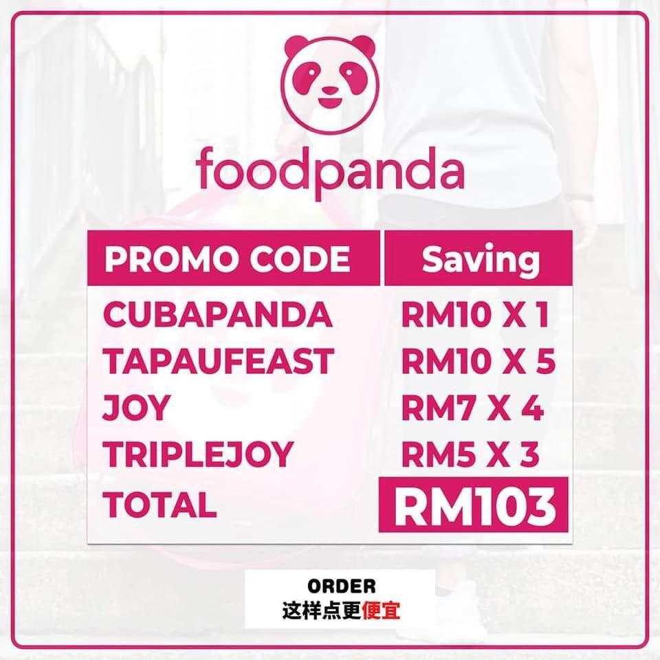Foodpanda 2020 2