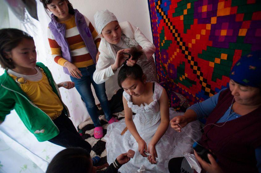 Culik Wanita Untuk Dijadikan Isteri, Adat Pelik Ini Masih Jadi Amalan Orang Kyrgyzstan 2