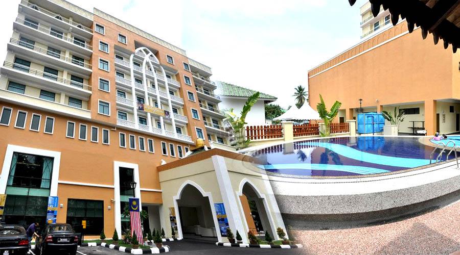 Hotel Wakaf Malaysia