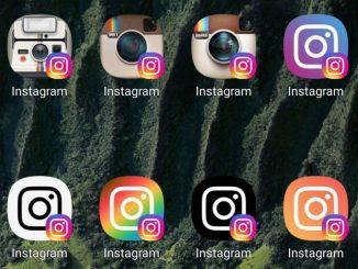 Cara Tukar Ikon Instagram
