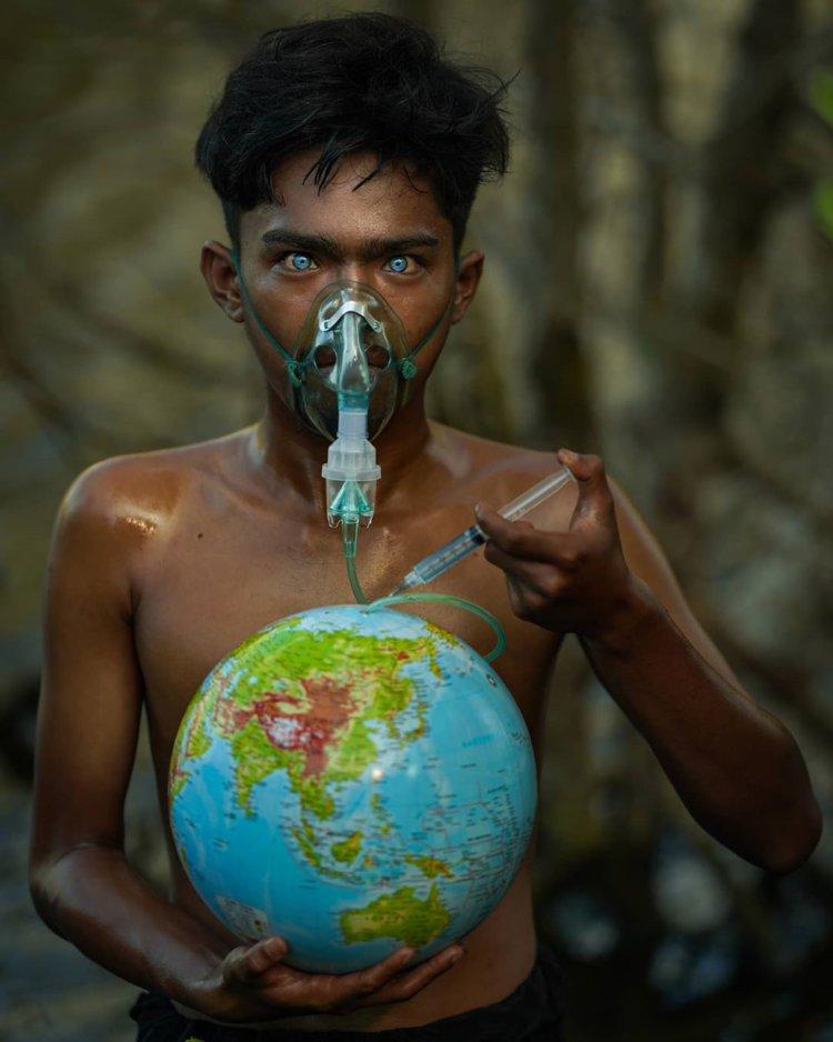 Kenali Suku Kaum Buton Di Indonesia Yang Terkenal Dengan Mata Berwarna Biru 1
