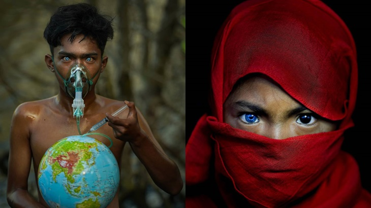 Kenali Suku Kaum Buton Di Indonesia Yang Terkenal Dengan Mata Berwarna Biru 3