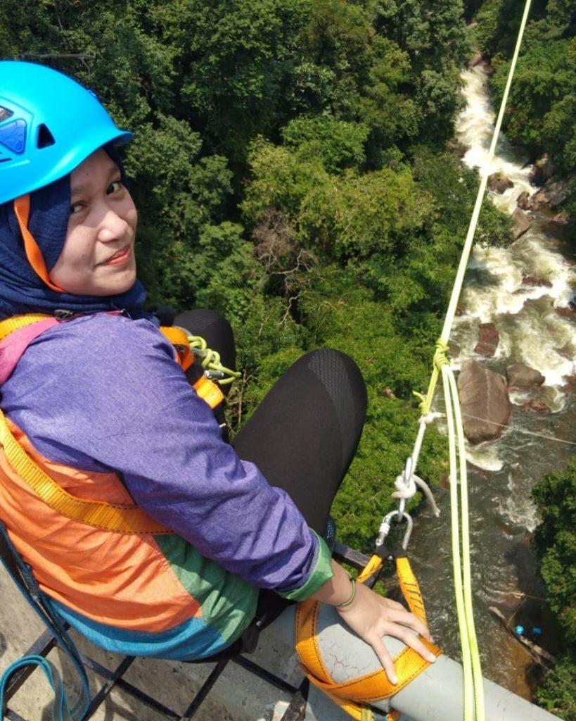 Ketahui SOP Keselamatan Aktiviti Ekstrem 'Rope Swing' 2
