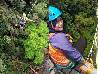 Ketahui SOP Keselamatan Aktiviti Ekstrem 'Rope Swing' 4