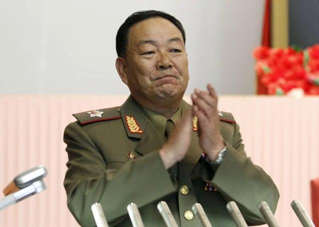 Kisah Menteri Pertahanan Korea Utara Yang Dihukum Tembak Hanya Kerana Tertidur Dalam Mesyuarat 1