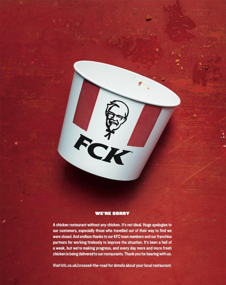 Lebih 750 Cawangan Ditutup, Ini Kisah Ayam KFC Yang Berdepan Kemarahan Pelanggan Hanya Kerana Kekurangan Stok 1
