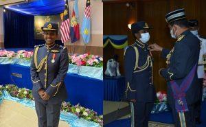 Lt Lohappriya, Wanita India Malaysia Pertama Bergelar Juruterbang TUDM 2