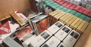 Malaysia 'Raja' Pasaran Rokok Seludup Dunia 1