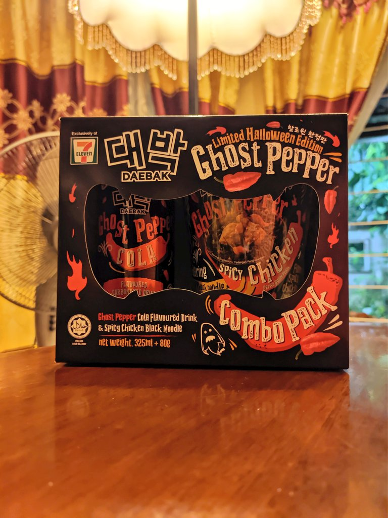 Menu Paling Pelik Tahun 2020 Spicy Mi Boba Dan Ghost Pepper Cola 3