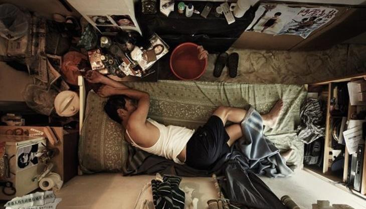 Rakyat Hong Kong Selesai Isu Hartanah Mahal Dengan Miliki 'Rumah Keranda' 2