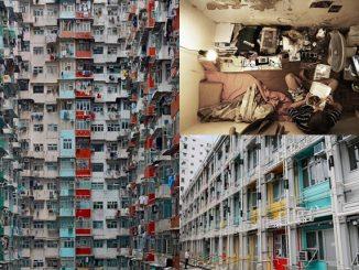 Rumah Keranda Hong Kong