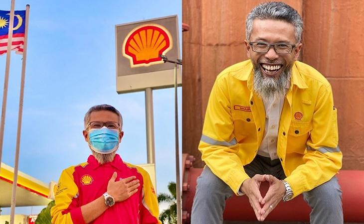 Shairan Huzani Dari Kampung Nelayan Ke Kerusi Pengarah Urusan Shell 4