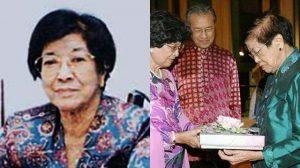 Tan Sri Dato' Dr. Salma Ismail Wanita Melayu Pertama Yang Bergelar Doktor Di Malaysia 2
