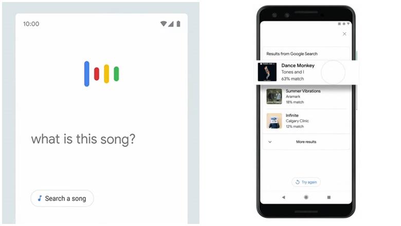 Cari Lagu Google Dengan Humming