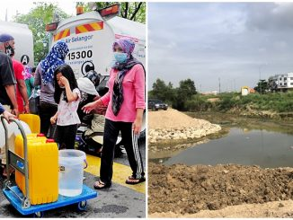 Punca Kenapa Selangor Gangguan Air
