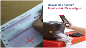 Cara Is Borang Aplikasi Pos Laju