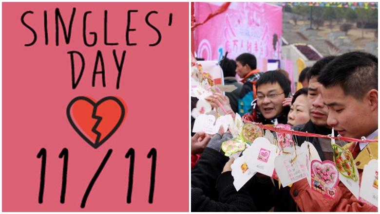 Kisah Singles' Day 11 November China