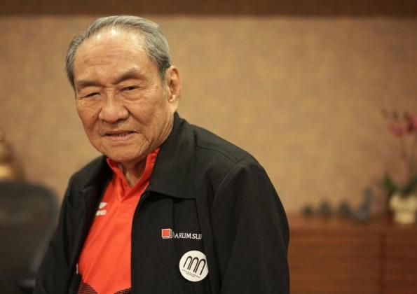 Bambang Hartono, Jutawan Rokok Yang Bergelar Atlet Di Indonesia 1