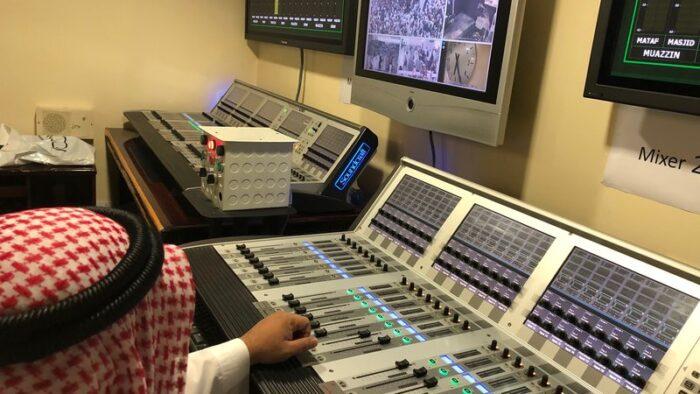 Audio Masjidil Haram