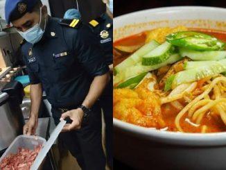 Restoran Terkenal Ada Sijil Halal JAKIM Diserbu Atas Dakwaan Hidang Menu Mi Kari Babi 2