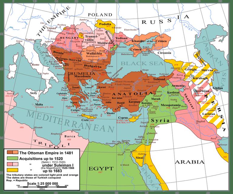 Sultan Selim I Digelar 'Si Serius' Digeruni Ramai Kerana Terlampau Garang