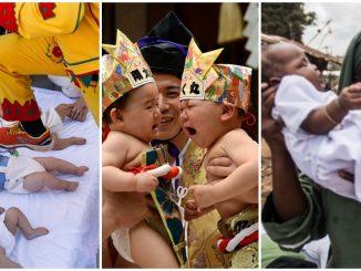 Tradisi Aneh Dan Berbahaya Di Seluruh Dunia