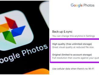 Google Photos Tamat Storan Percuma Tanpa Had