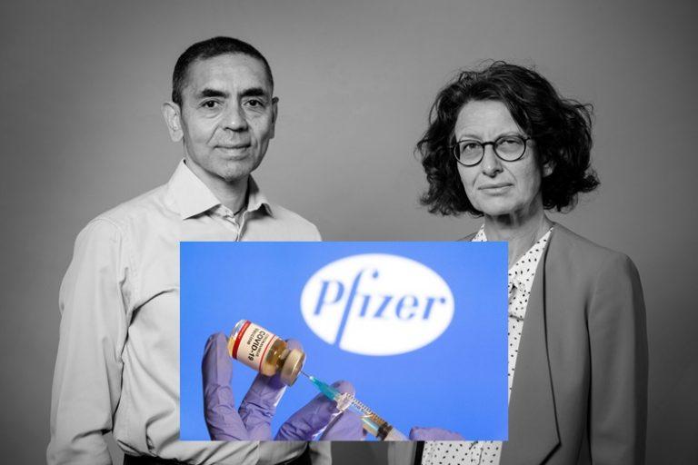 Pasangan Saintis Muslim Vaksin COVID-19 Pfizer