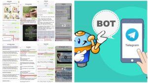 Senarai Telegram Bot