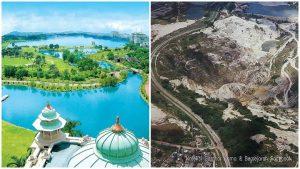 Tasik The Mines Paling Dalam Di Dunia Jarang Diketahui