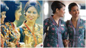 Kisah Kebaya Malaysia Airlines