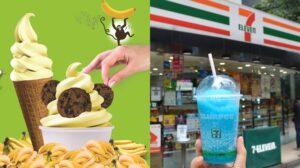 7-Eleven Perkenal Menu Edisi Terhad Baharu Oh-Nana Aiskleem Dan Blueberry Slurpee
