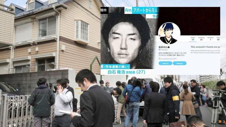Kisah Twitter Killer Jepun